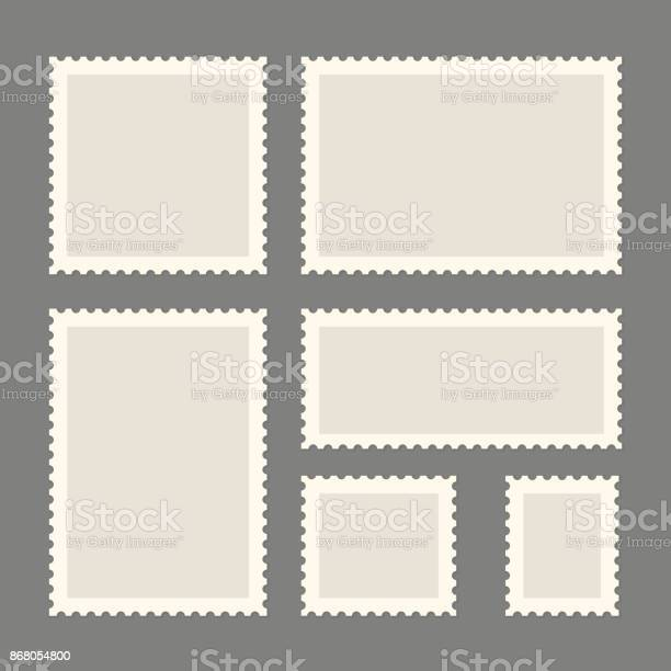 Postage stamps template vector id868054800?b=1&k=6&m=868054800&s=612x612&h=shretau3p0kf3guj7vzca4nqj0zumbnkwr senjen18=