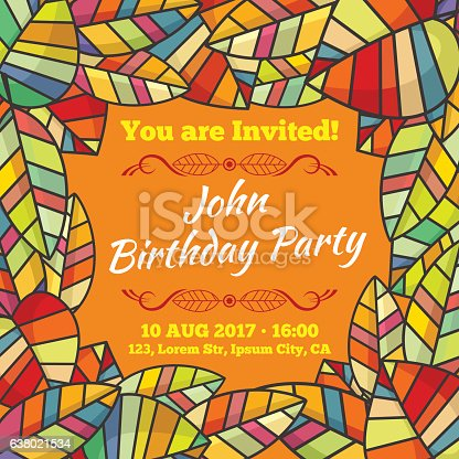 Invitation Card Corel Vector For Free Ai Svg And Eps
