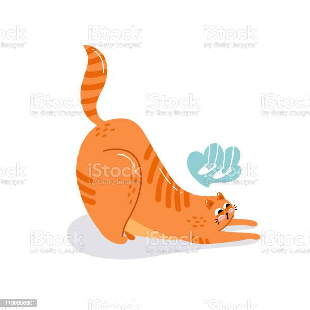 Postcard with the character is a cute hand drawn playful cat vector id1130356801?b=1&k=6&m=1130356801&s=612x612&h=t5lykjwuf7m1ozq7aelvbui to9qnz6rnfhsahtkf0a=