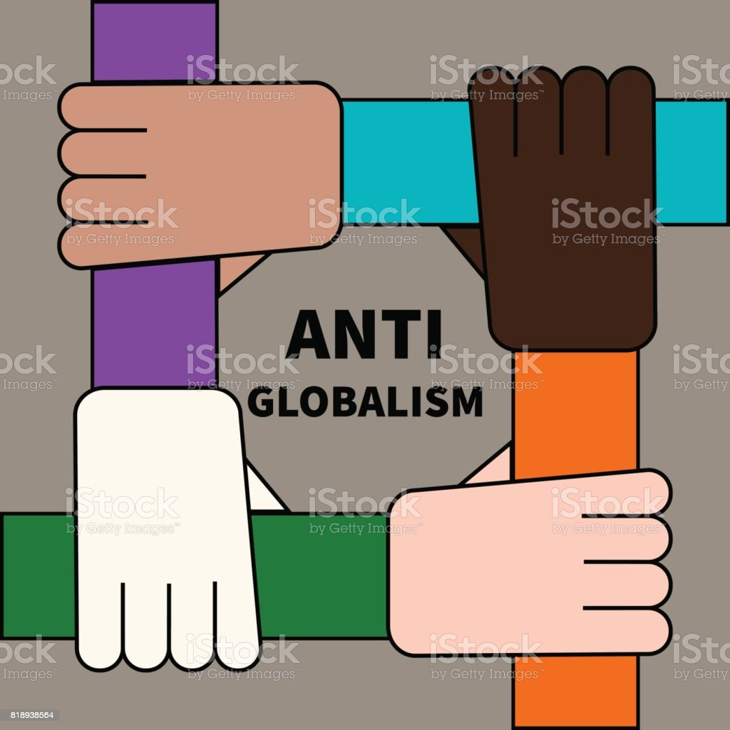 globalization and anti globalization essay It's obviously a truism to talk about globalization— we claims that globalization is a double-edged sword the influence of globalization has penetrated in politics, the economy and culture.