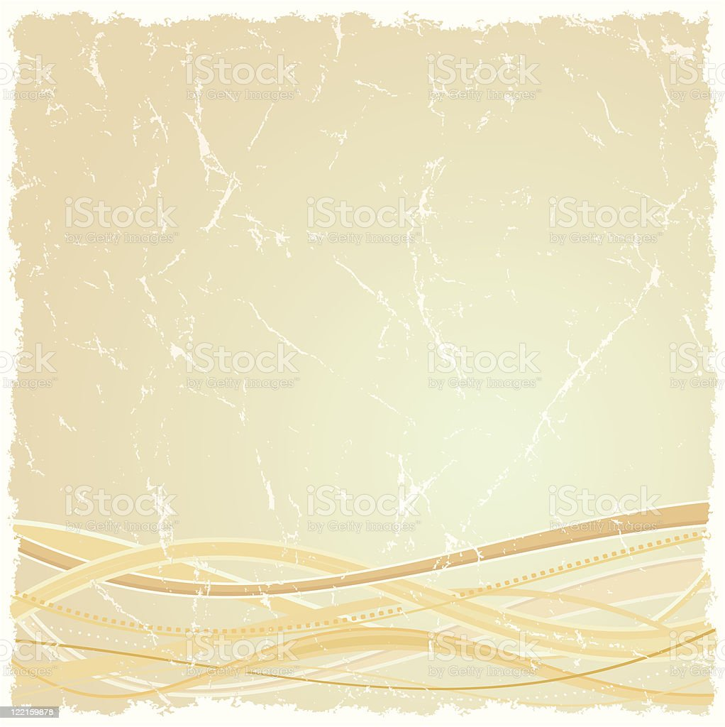 Poster Backdrop royalty-free stock vector art