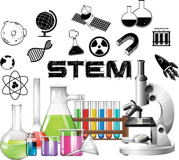 Stem Clip Art: Top 60 Stem Education Clip Art, Vector Graphics And