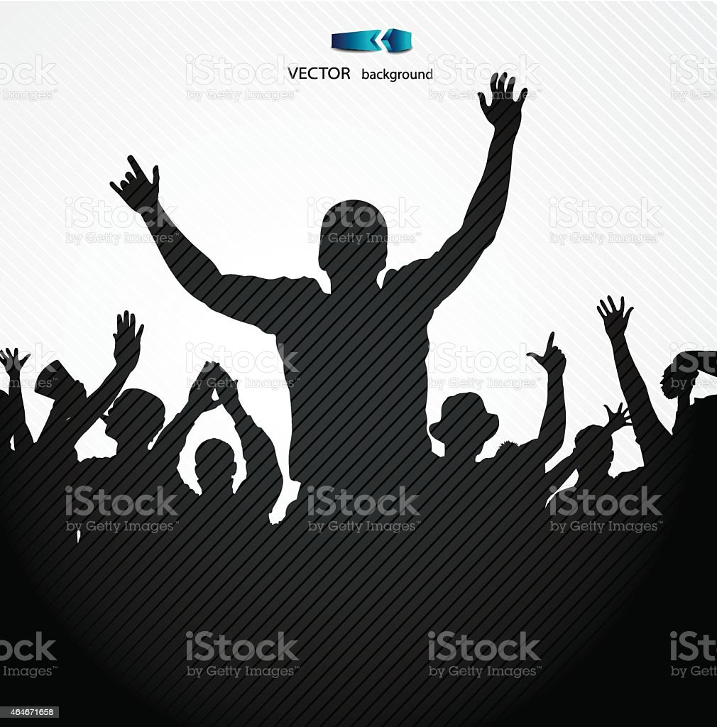 Poster for sports championships vector art illustration