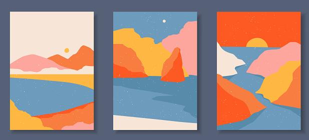 poster landscape
