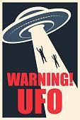 istock UFO Poster 1273682878