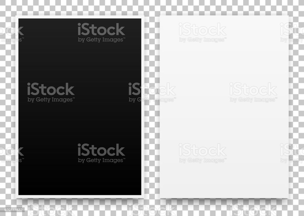 Posters Template Stock Vector Art More Images Of Abstract
