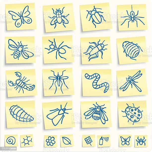 Postit insect icons vector id117713699?b=1&k=6&m=117713699&s=612x612&h= zw1c5kuwjnqamk5ppod80xe8mxphnoq qapuh0qmqc=