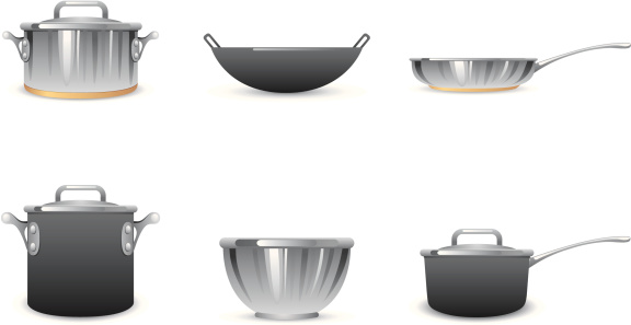 Pots and Pans Icons