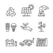 Power generation and ecologic energy