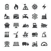 Power Generation Icons