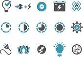 Power Icon Set