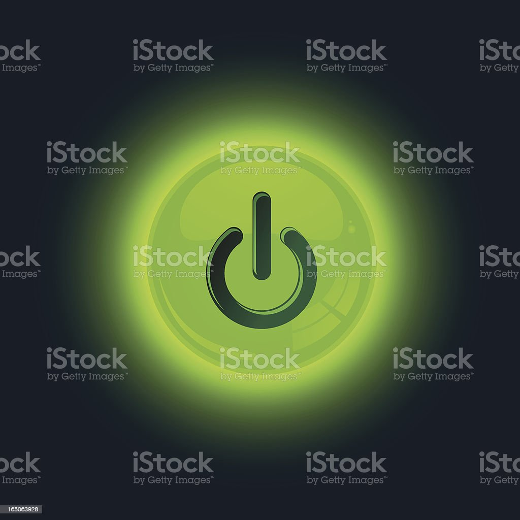 Power Icon royalty-free power icon stock vector art & more images of computer