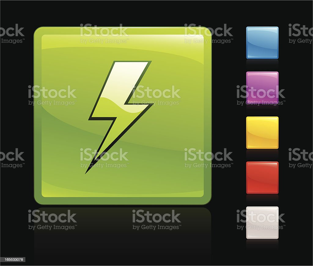 Power icon royalty-free stock vector art