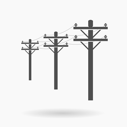 High Voltage Energy Generation and distribution network.