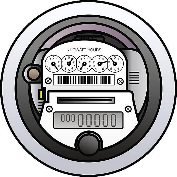 Multimeter Clip Art : Royalty free volt meter clip art vector images