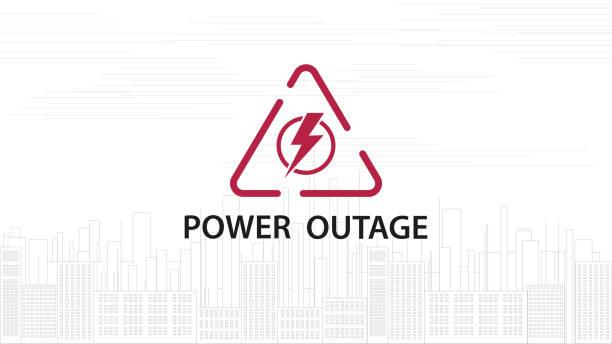Power Failure Stock Illustrations – 2,356 Power Failure Stock  Illustrations, Vectors & Clipart - Dreamstime