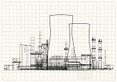 Power Station Blueprint