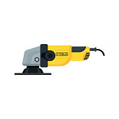 power tools angle grinder icon