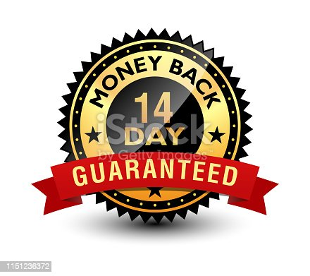 A money-back guarantee, also known as a satisfaction guarantee is essentially a simple guarantee that, if a buyer is not satisfied with a product or service, a refund will be made.