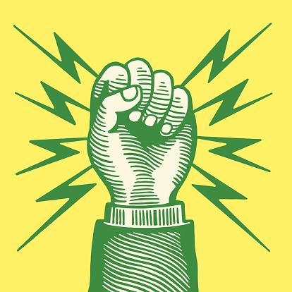 Powerful Fist