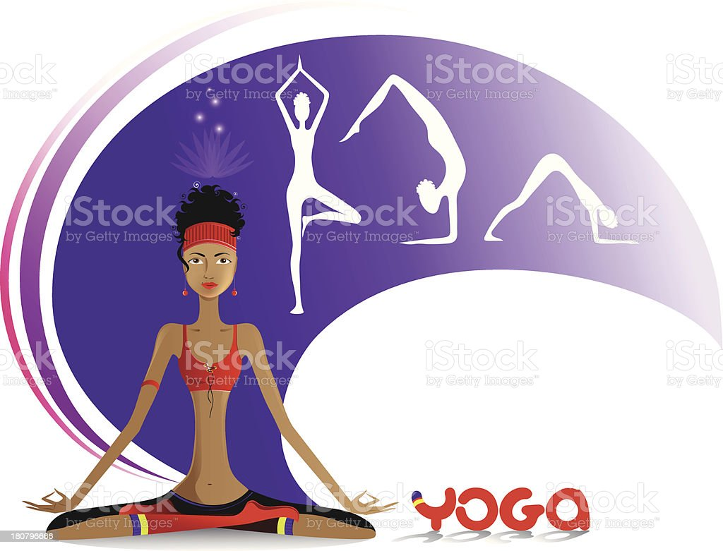 practice of yoga royalty-free practice of yoga stock vector art & more images of adult