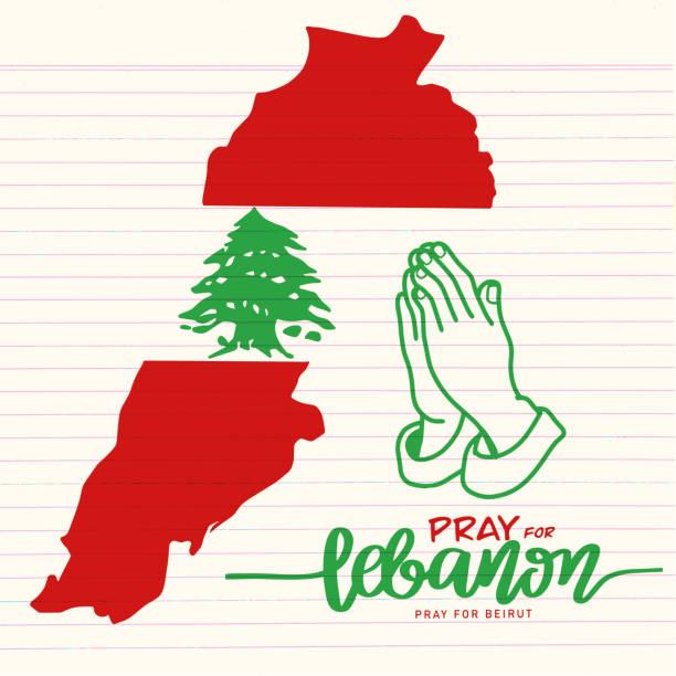 為黎巴嫩祈禱,為貝魯特祈禱,貝魯特爆炸,波裡病。 - beirut explosion 幅插畫檔、美工圖案、卡通及圖標