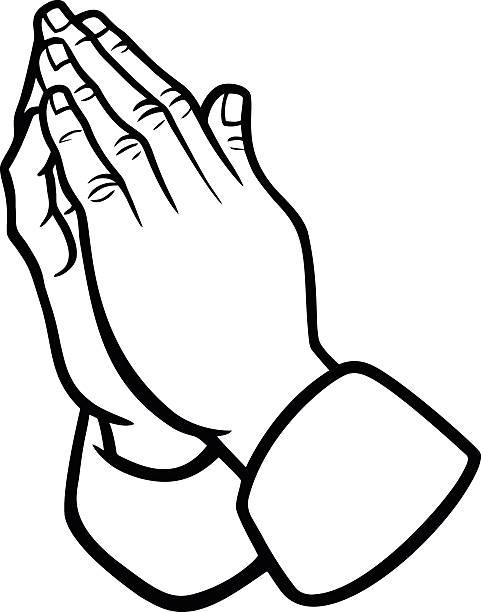 praying hands illustration - prayer 幅插畫檔、美工圖案、卡通及圖標