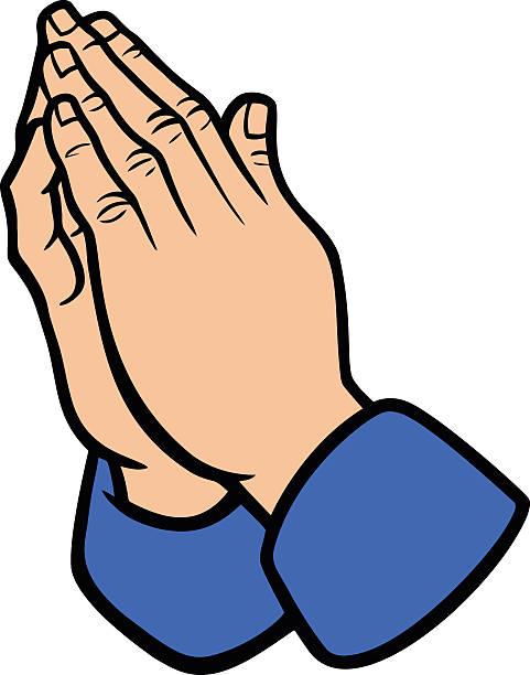 Best Praying Hands Illustrations, Royalty-Free Vector Graphics & Clip Art - iStock