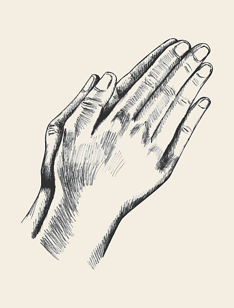 praying - prayer 幅插畫檔、美工圖案、卡通及圖標
