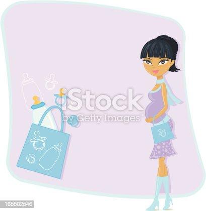 istock Pre maman shopping 165502546