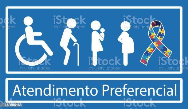 Preferential Care - Arte vetorial de stock e mais imagens de Adulto