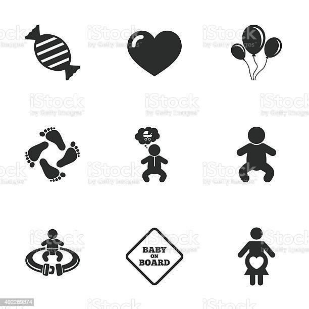 Pregnancy maternity and baby care icons vector id492289374?b=1&k=6&m=492289374&s=612x612&h=dhq9rlwyqc54xz fu83hu4ifjrcsty9zgmzi4xohfgu=