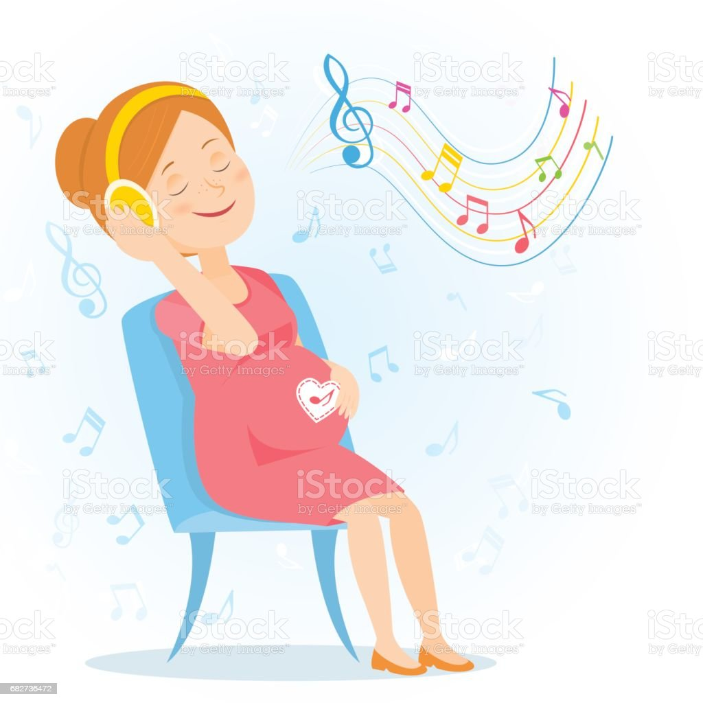 royalty free family listening to music clip art vector images rh istockphoto com  play music clipart