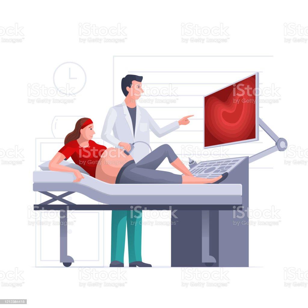 Women/'s Health Confetti Pregnancy Confetti OBGYN