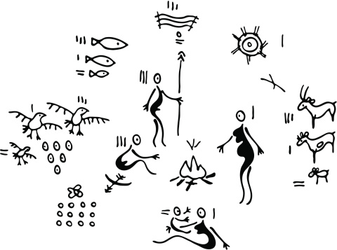 Prehistoric Family Life
