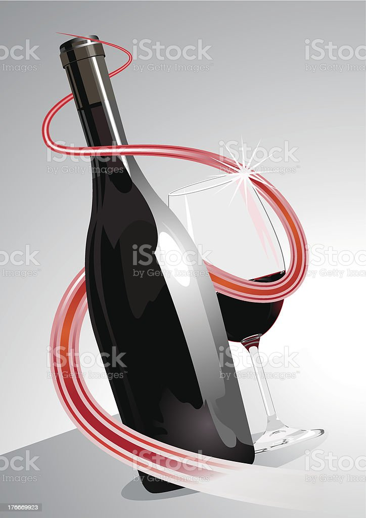 Premium or superior red wine royalty-free premium or superior red wine stock vector art & more images of abstract