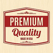 Premium Quality Made in Usa - VECTOR