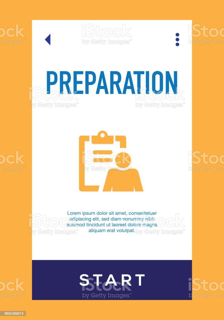 Preparation Icon