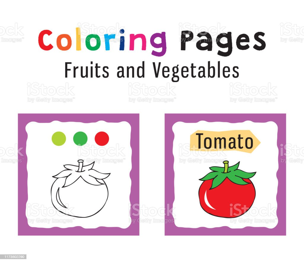 Fruit Coloring Pages - Free Printable - Easy Peasy and Fun | 884x1024