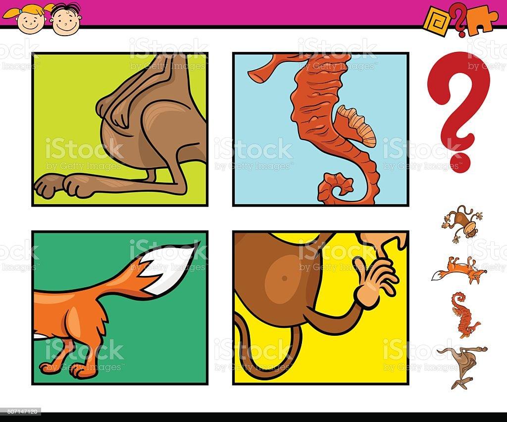 保育園タスクと動物 のイラスト素材 507147120   istock