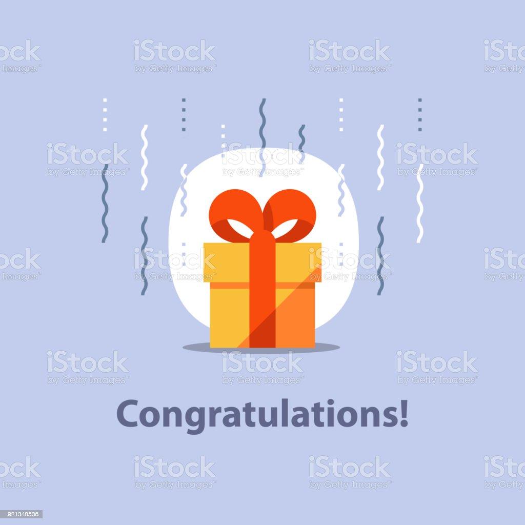 La Boite Jaune Prix présenter le cadeau surprenant cadeau boîte jaune ruban