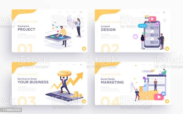 Presentation slide templates or hero banner images for websites or vector id1158632532?b=1&k=6&m=1158632532&s=612x612&h=f94iytylhg4gqhaqbz8 o2bdnztq752ck w6d6gnsus=
