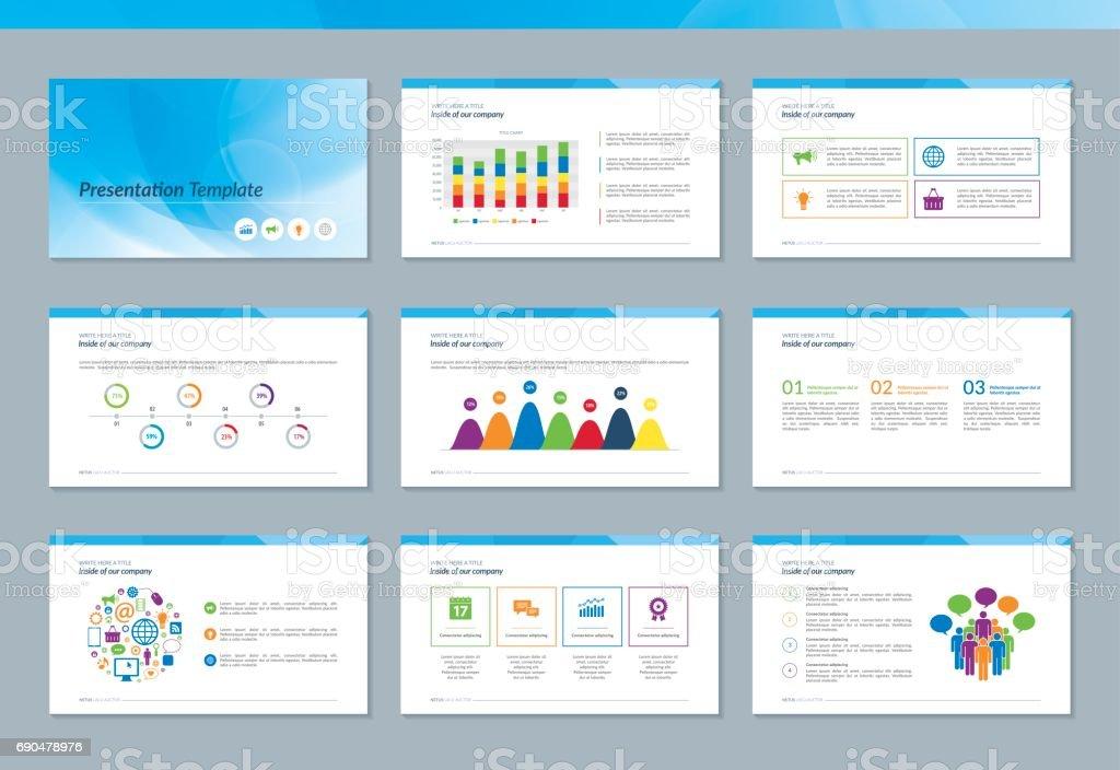 Presentations templates.