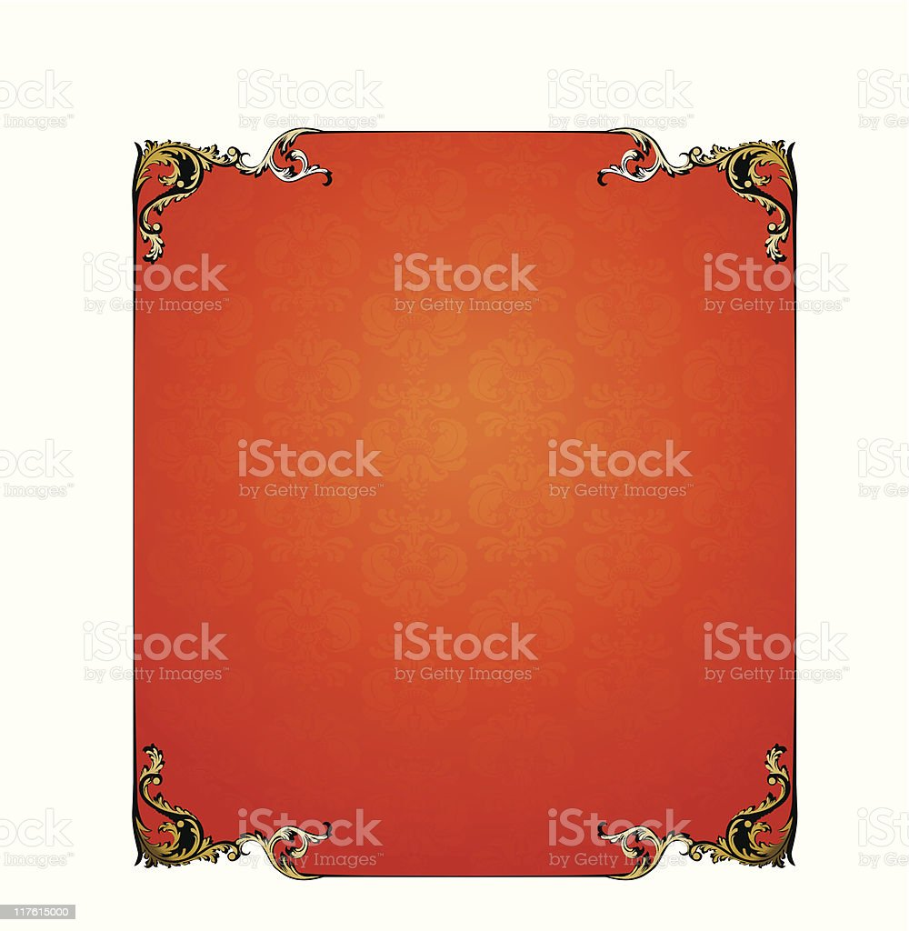 Presenting Background royalty-free stock vector art