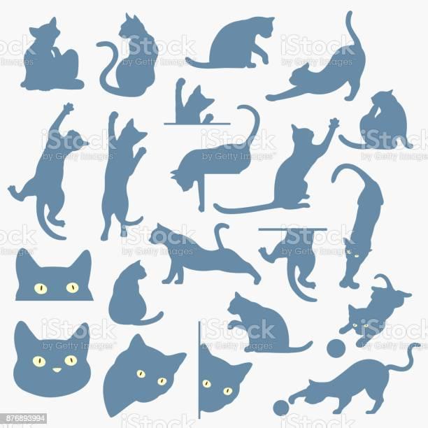 Pretty cat illustration vector id876893994?b=1&k=6&m=876893994&s=612x612&h=buhbasnobxilt9eiliro 4 cdjbawqncqbpic2zez1w=