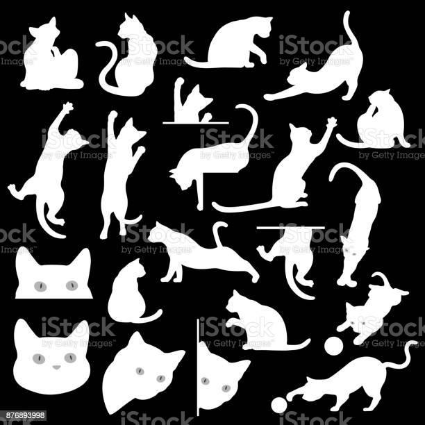Pretty cat illustration vector id876893998?b=1&k=6&m=876893998&s=612x612&h=otmsruvkrnvfcnb31vg7wz2scvp16xlzu 6pocxtoec=