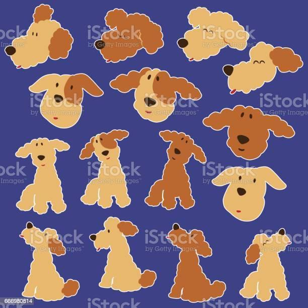 Pretty dog illustration vector id666980814?b=1&k=6&m=666980814&s=612x612&h=jqohg4pyq3ncaqibjdfnq4kllxpziejjcfkof6hbtfw=
