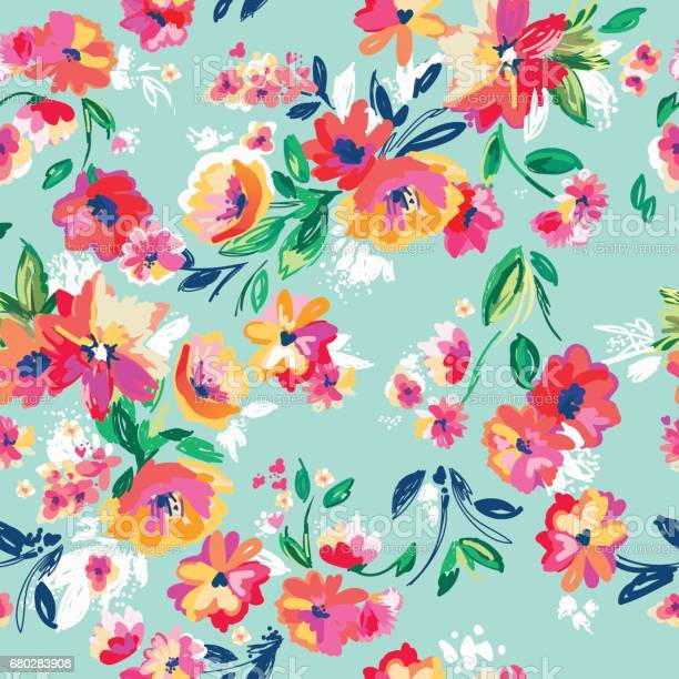 Pretty painted flowers seamless background vector id680283908?b=1&k=6&m=680283908&s=612x612&h=89n3f5 w7wkuhbe4mmejtwohf6gr1c6o4hsr7ou3nmi=