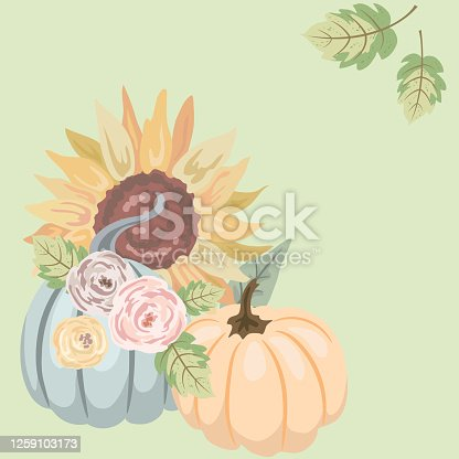Cute autumn vignettes in soft fall colors. Created in CMYK in flat colors for easy editing. Many of the elements are in the brushes palette for you to use.