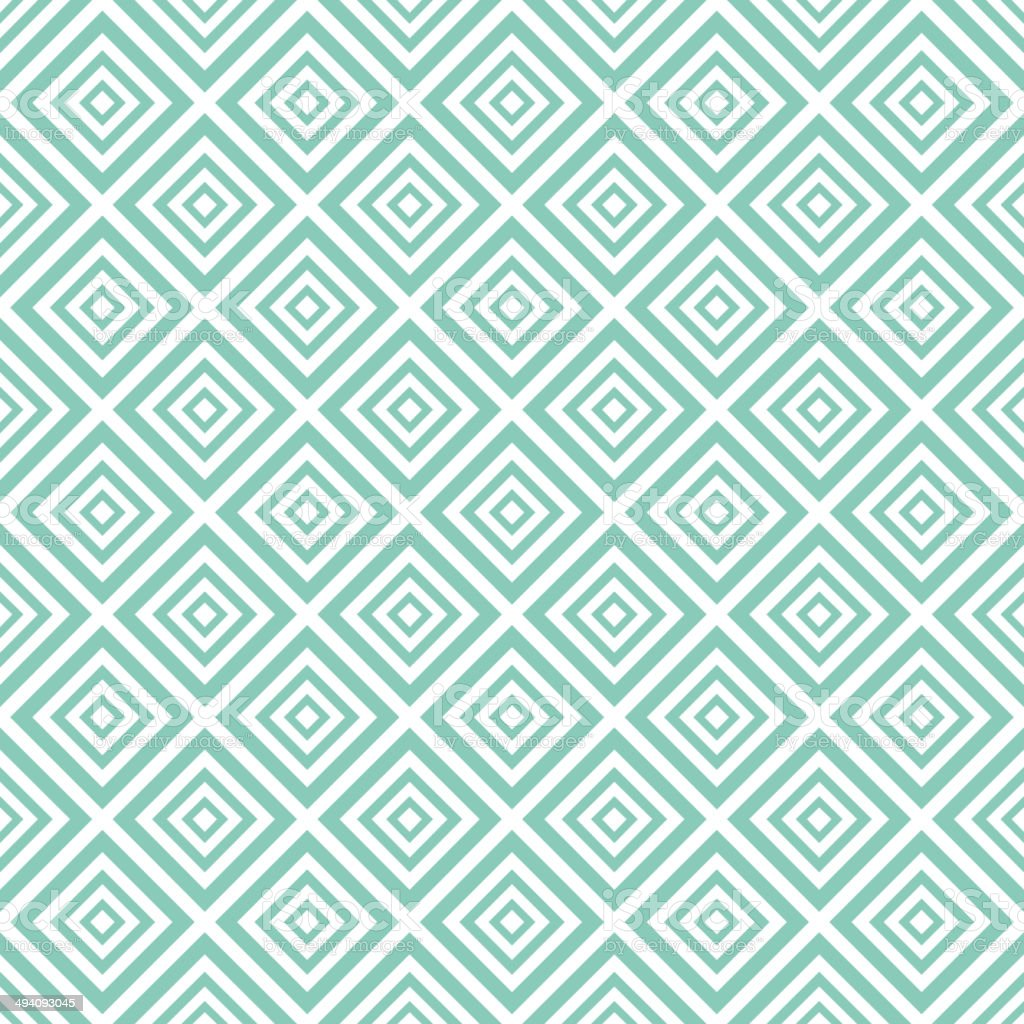 Pretty pastel vector seamless pattern (tiling, with swatch) vector art illustration